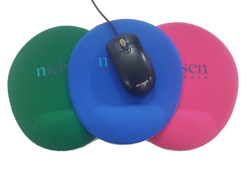 Bilek Destekli Mouse Pad