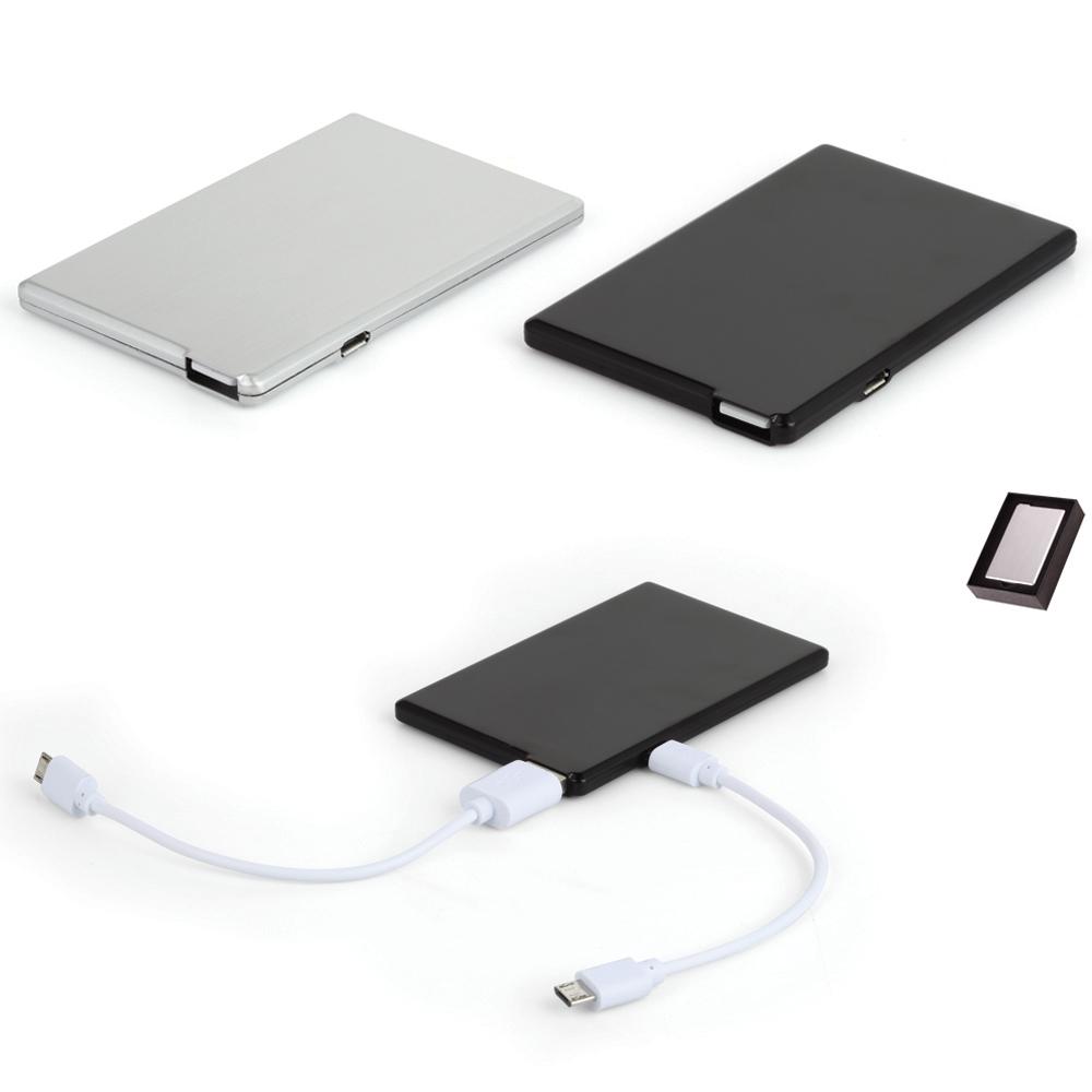 2600 mAh Powerbank 8GB USB Özellikli